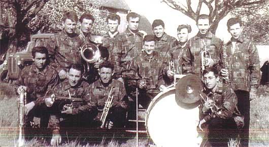 orchestre de Maillé en 1965